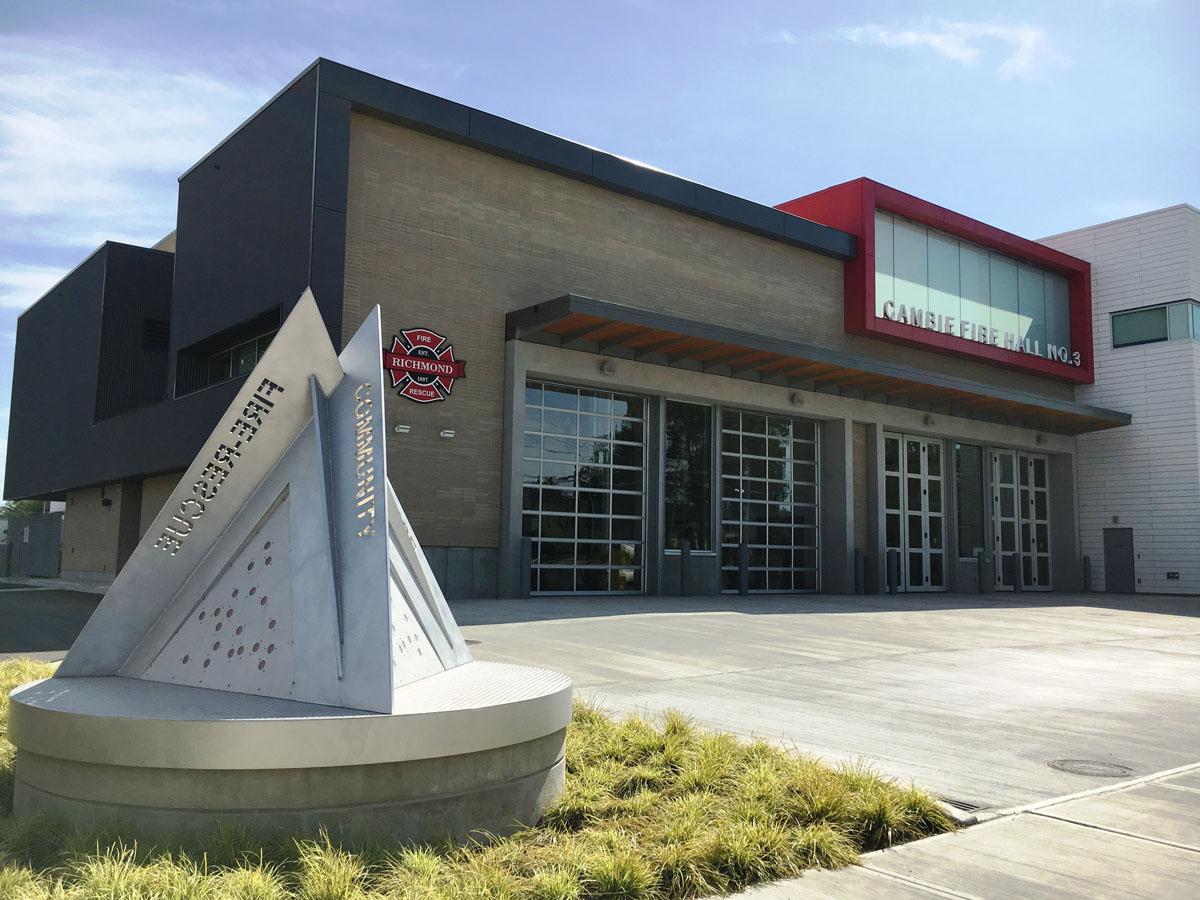 Cambie Fire Hall Richmond BC