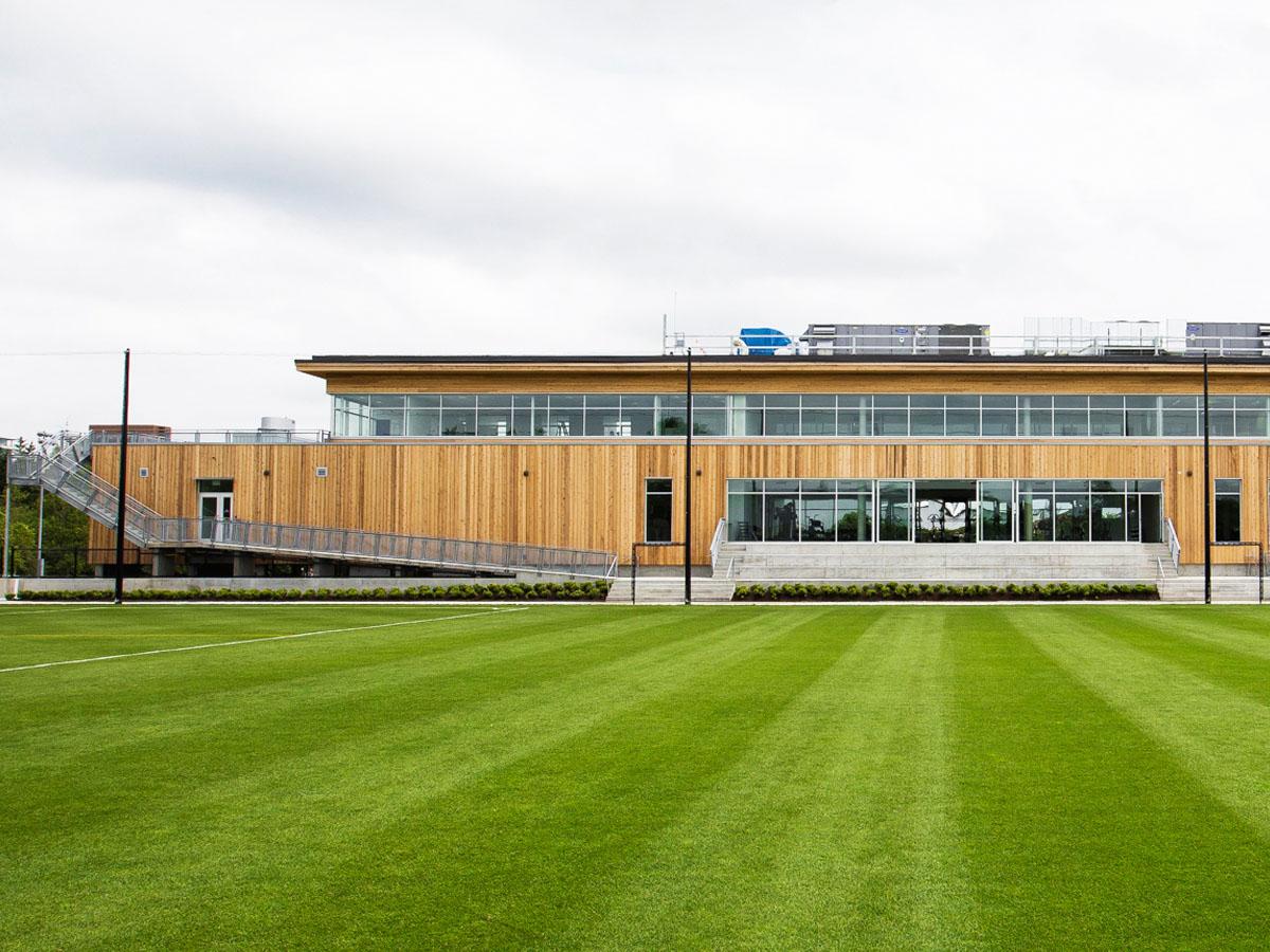 National Soccer Development Center UBC