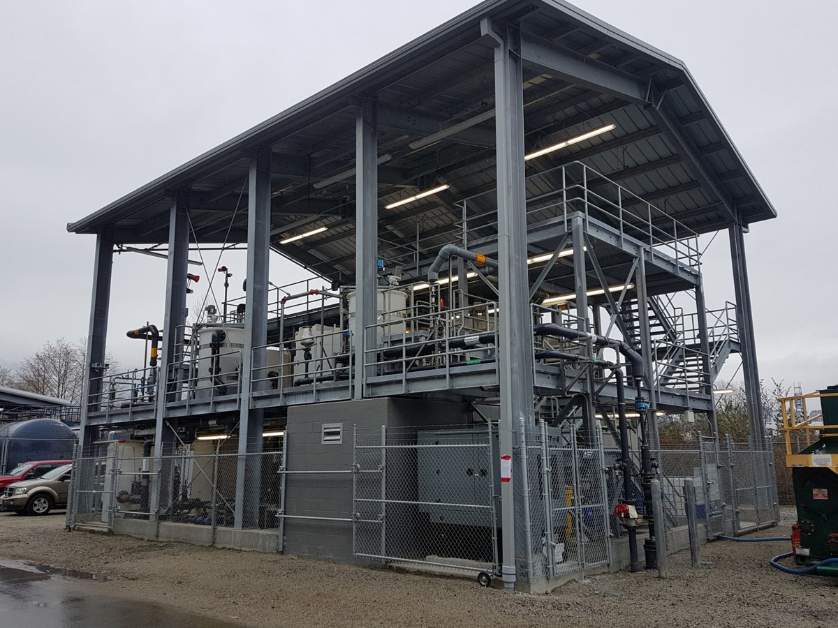 Seaspan Ground Water Treatment Plant