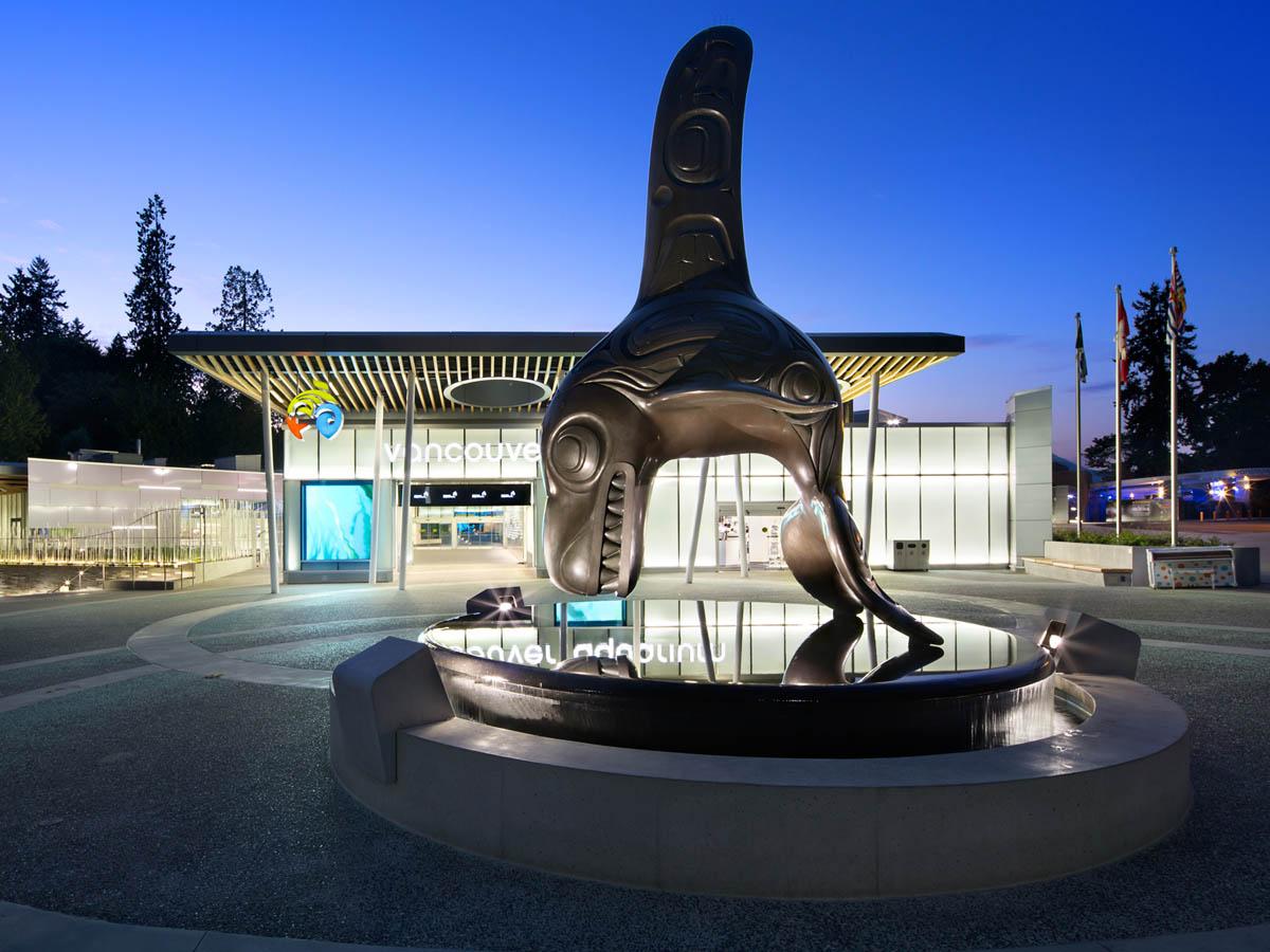 Vancouver Aquarium Expansion and Revitalization Project